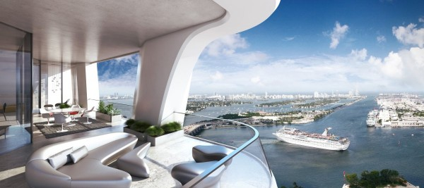one thousand miami - complex rezidential de lux 5