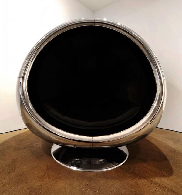 scaun facut din motor de avion 4