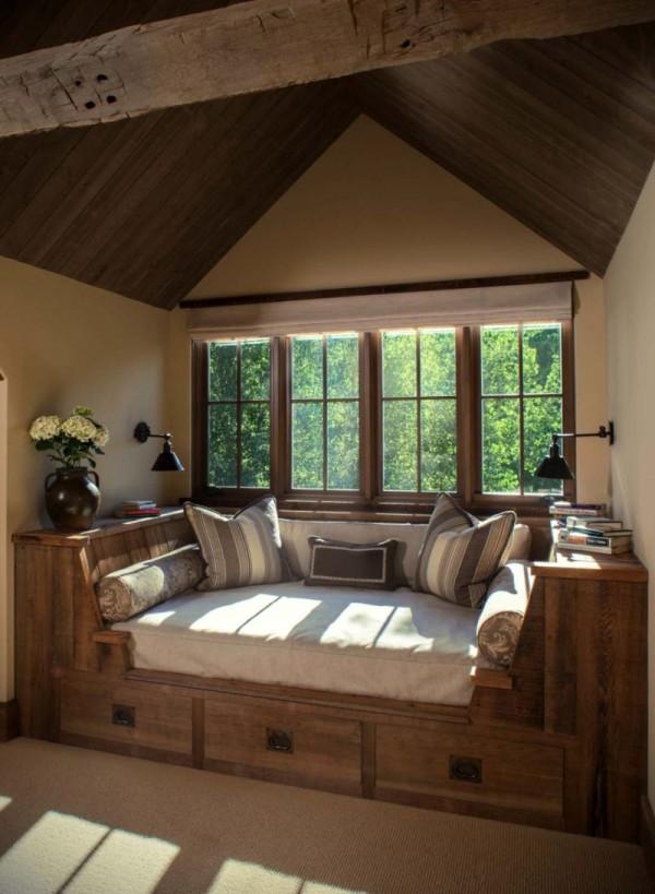 cabana de lemn moderna 10