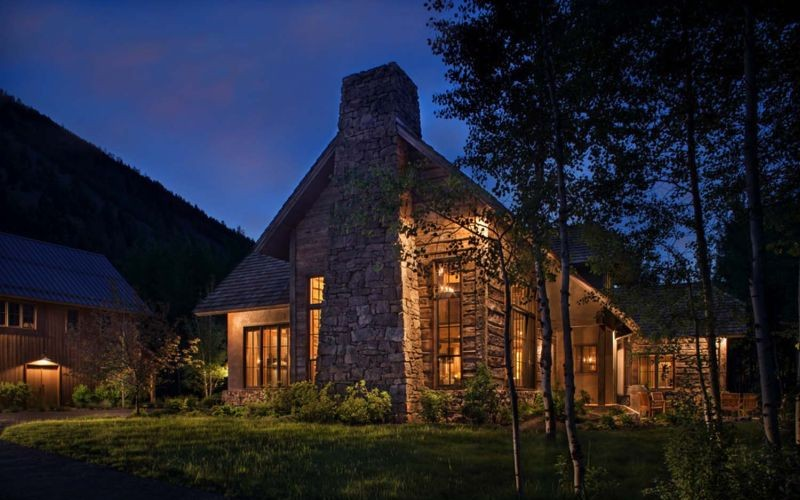cabana de lemn moderna 2