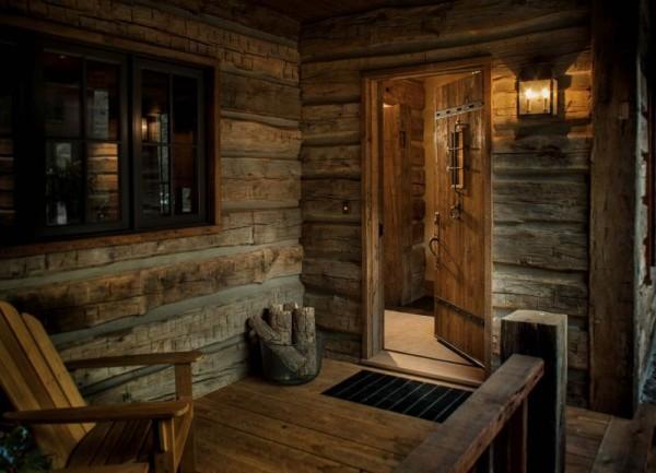 cabana de lemn moderna 4