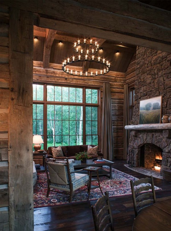 cabana de lemn moderna 5