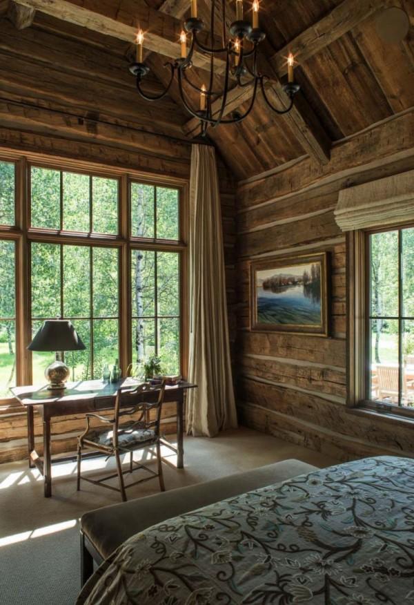 cabana de lemn moderna 9