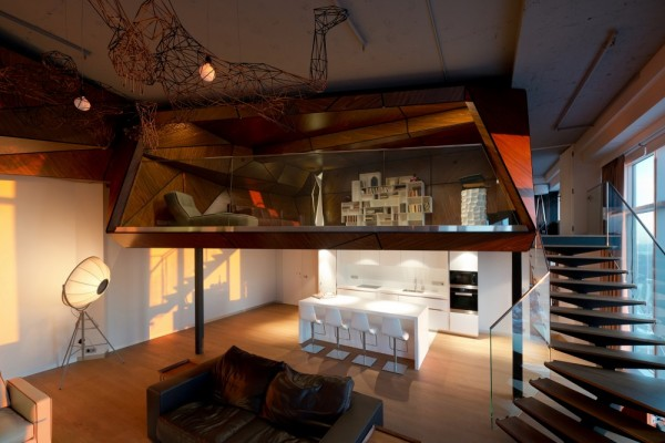 penthouse in moscova 2