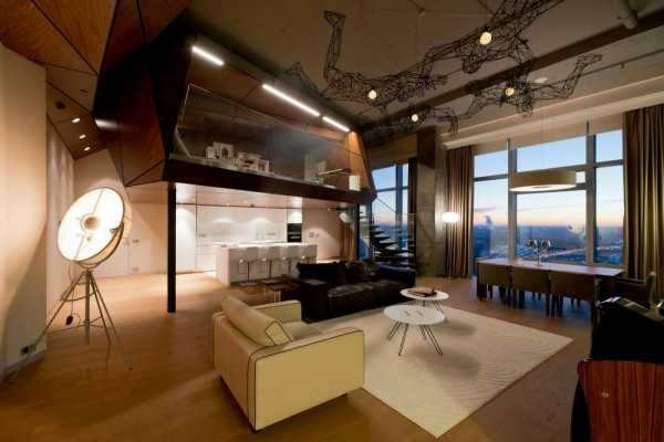 penthouse in moscova 3
