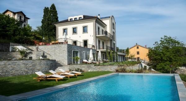 vila italieneasca pe lacul maggiore