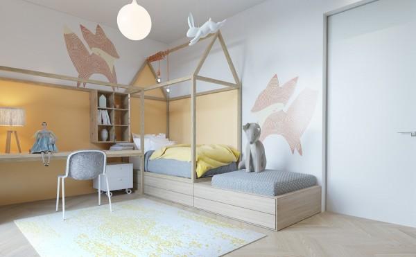 camere pentru copii 2016 6