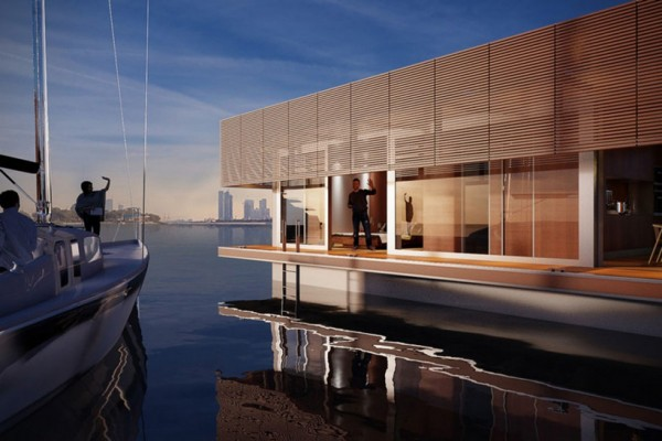 concept de casa plutitoare 2