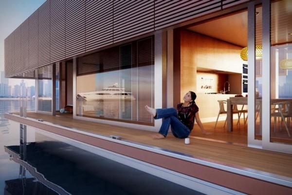 concept de casa plutitoare 6