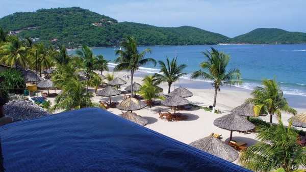 Viceroy Zihuatanejo - resort in mexic