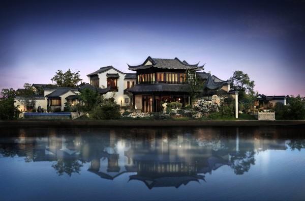 cea mai scumpa casa din china