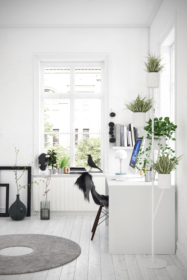 birouri in stil scandinav 10