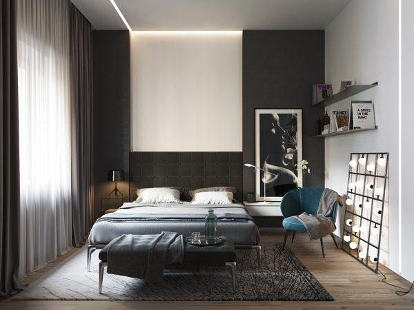 dormitoare-alb-negru