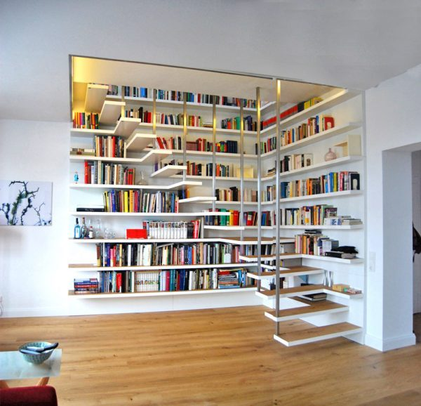 biblioteci-pentru-apartament