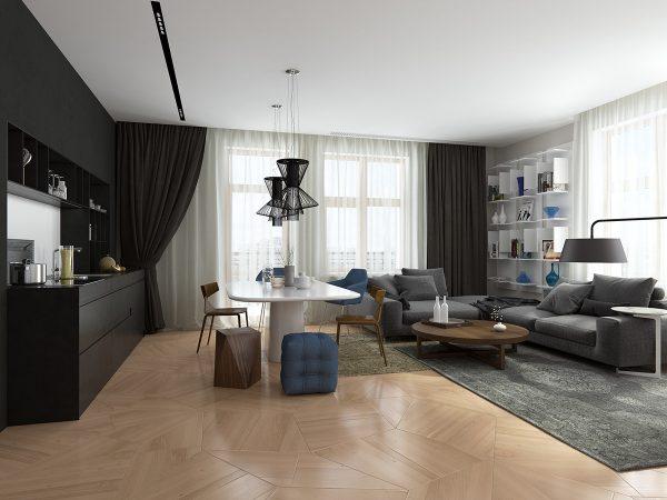 idei de decor pentru apartamente mici 11