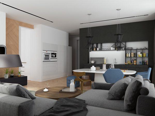 idei de decor pentru apartamente mici 12