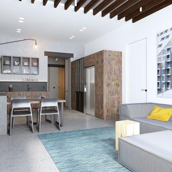 idei de decor pentru apartamente mici 3
