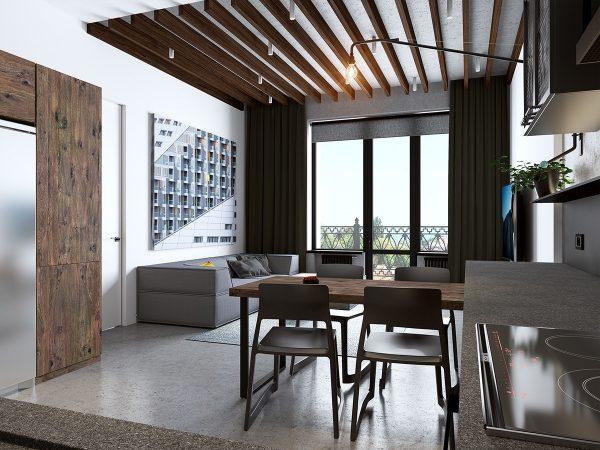 idei de decor pentru apartamente mici 5