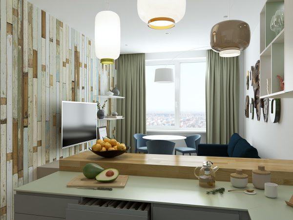 idei de decor pentru apartamente mici 6