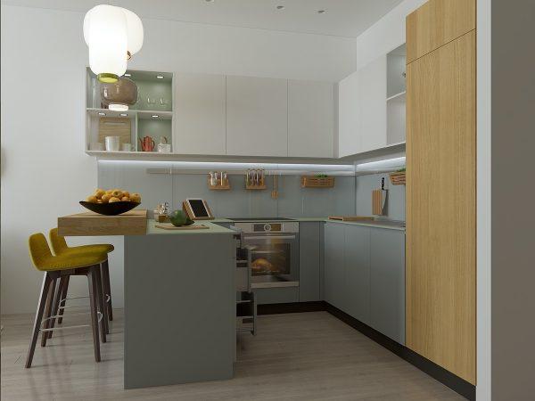idei de decor pentru apartamente mici 9