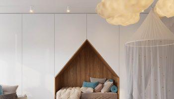 dormitoare moderne pentru copii