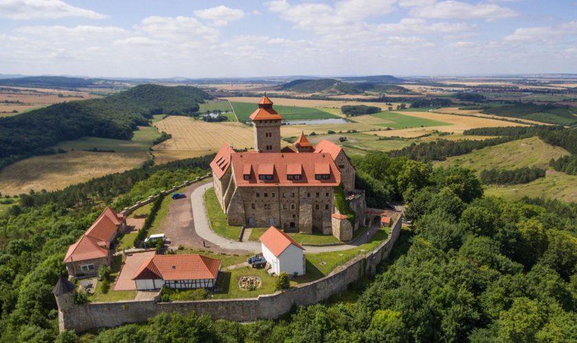 castelul Wachsenburg