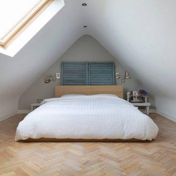 idei de dormitoare la mansarda