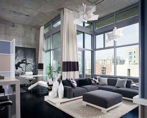 Amazing-modern-living-room-with-a-contemporary-touch