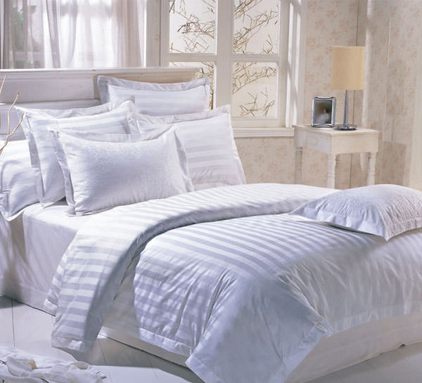 Bedding-font-b-sheets-b-font-duvet-cover-pillow-case-font-b-white-b-font-satin