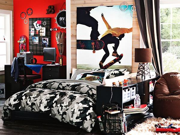 Camo-Ultimate-Teenage-Boys-Bedroom