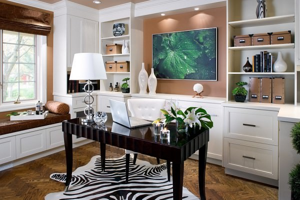 Elegant-and-refreshing-contemporary-home-office