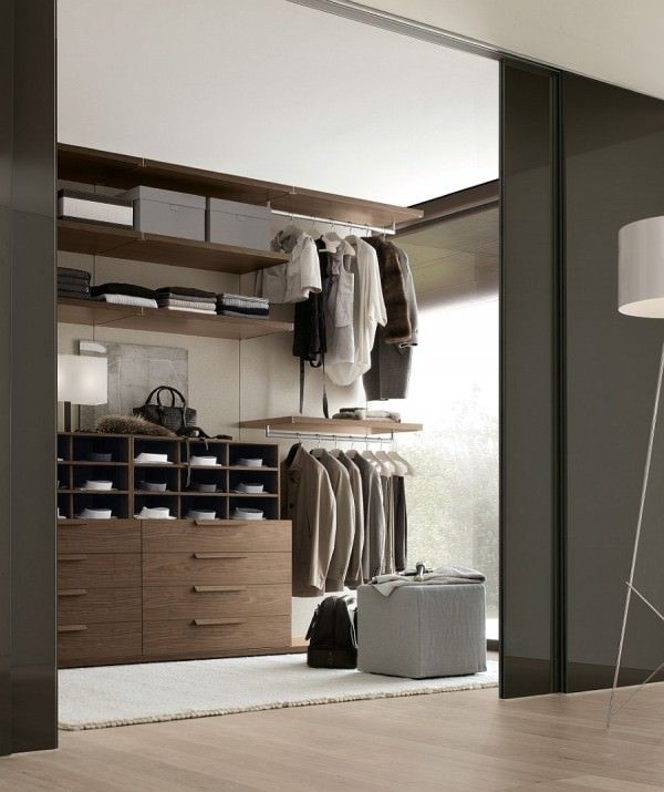 Exclusive-walk-in-closet-design-from-Jesse-with-sliding-black-doors