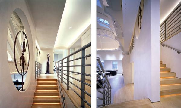 stil arhitectural deosebit