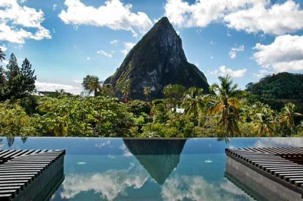 Hotel Chocolat in St. Lucia