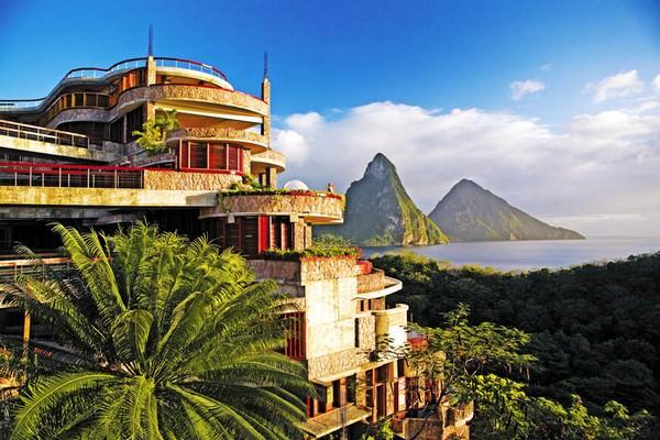 Jade Mountain Resort 2