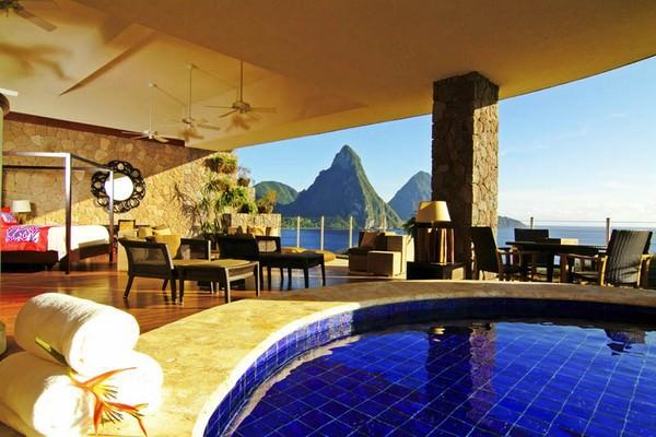 Jade Mountain Resort 3