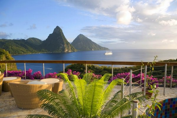 Jade Mountain Resort 4