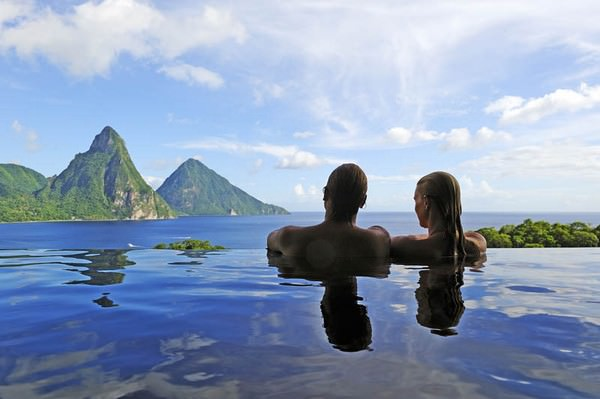 Jade Mountain Resort 5