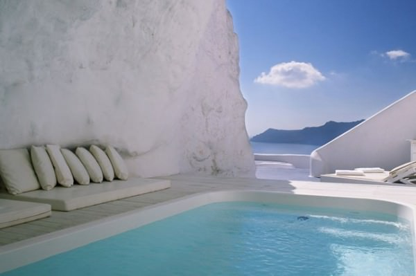 Katikies - Santorini, Greece