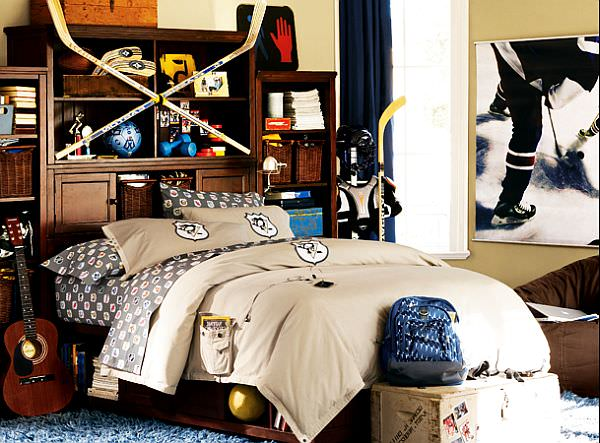 NHL-Beadboard-teenage-boys-Bedroom