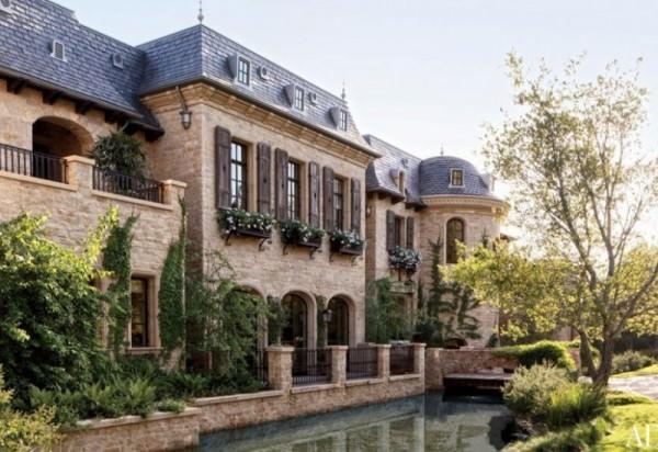 O super casa a super modelului Gisele Bundchen freshhome (1)