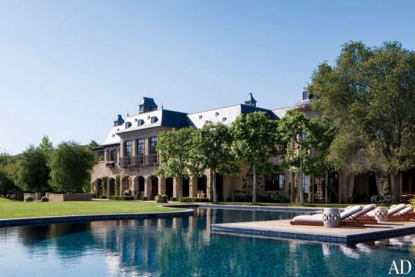 O super casa a super modelului Gisele Bundchen freshhome (14)