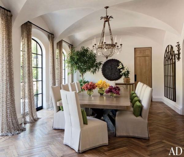 O super casa a super modelului Gisele Bundchen freshhome (15)