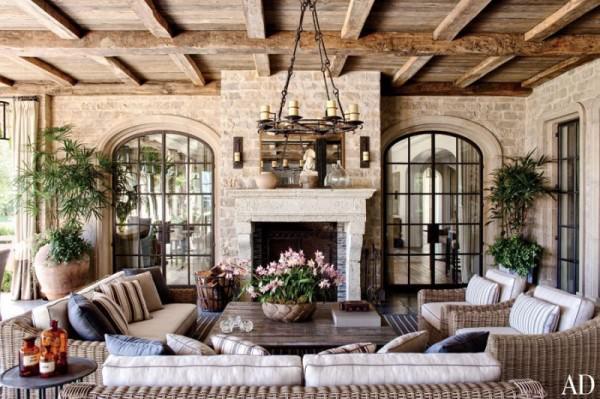 O super casa a super modelului Gisele Bundchen freshhome (5)