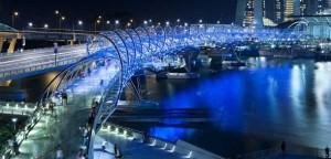 Podul Helix