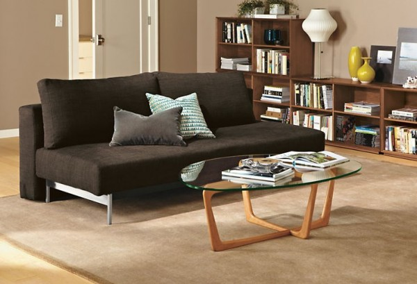 Sleek-sleeper-sofa-from-Room-Board