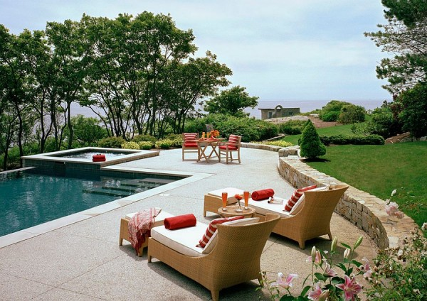 Stamped-concrete-offers-both-style-and-texture-to-the-pool-deck