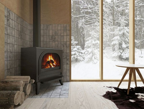 Traditional-corner-fireplace-keeps-the-interior-warm-and-toasty-fresh