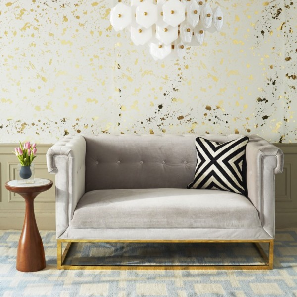 Tufted-settee-from-Jonathan-Adler