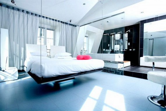 dormitor design modern